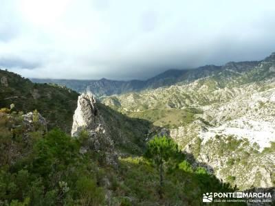 Axarquía- Sierras de Tejeda, Almijara y Alhama; excursiones fin de año; viaje año nuevo